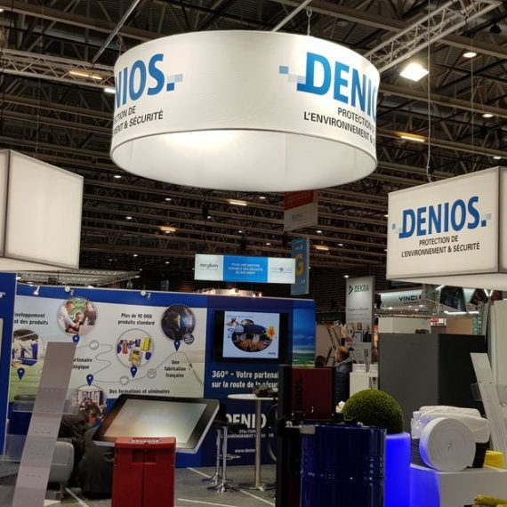 Denios-Pollutec-Lyon -2018-Laps-Evenements-Creation-Stands-Paris-