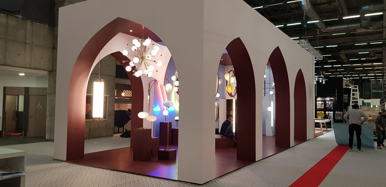 Magic Circus Edition-Maison et Objets-Laps evenements- création stand Paris