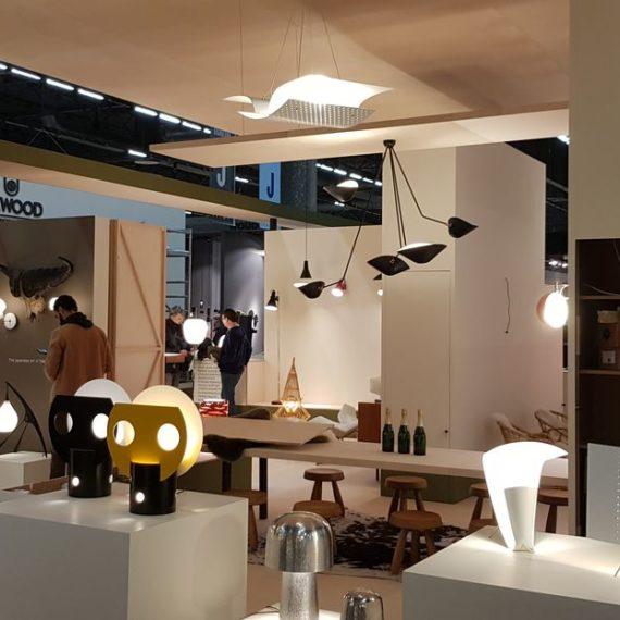 Manufactures de lux-Maison et Objets-Laps evenements- création stand Paris
