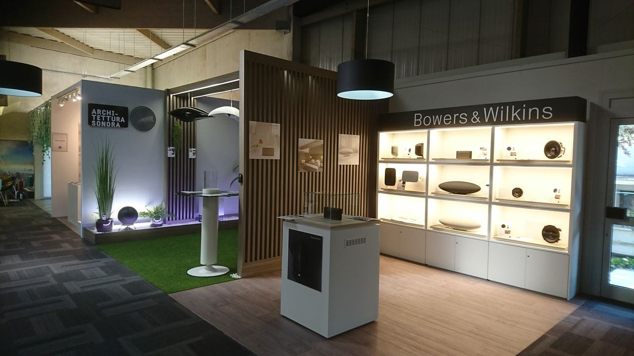 Bowers&wilkins-lyon-showroomdéco-2017-laps-evenements-fabrication-de-stands-paris