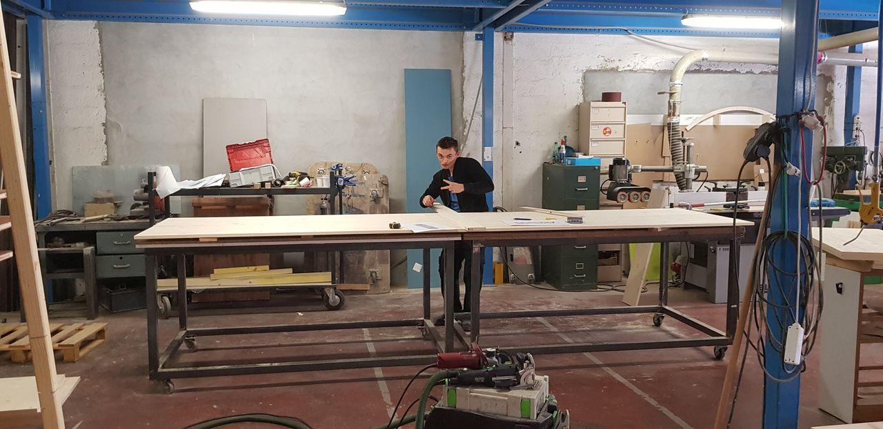 Le comptoir du Brassin-Conception Atelier Laps Agencement-10
