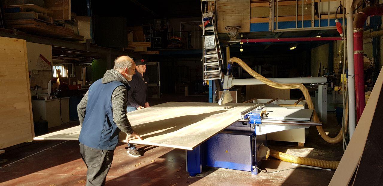 Le comptoir du Brassin-Conception Atelier Laps Agencement-2