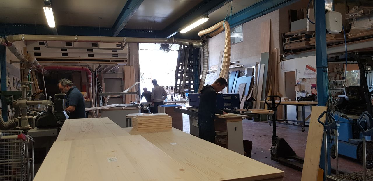 Le comptoir du Brassin-Conception Atelier Laps Agencement-4