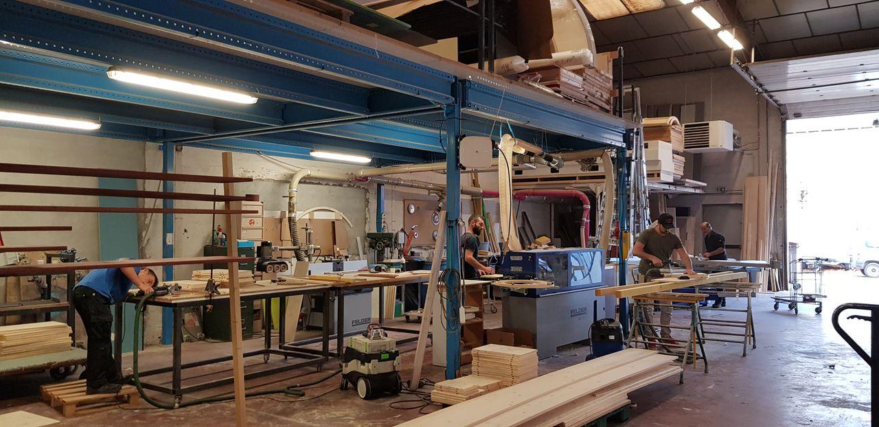 Le comptoir du Brassin-Conception Atelier Laps Agencement-6