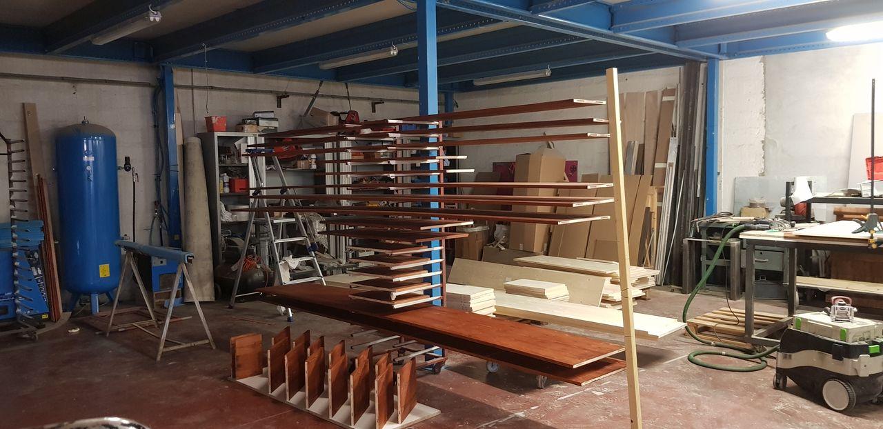 Le comptoir du Brassin-Conception Atelier Laps Agencement-8