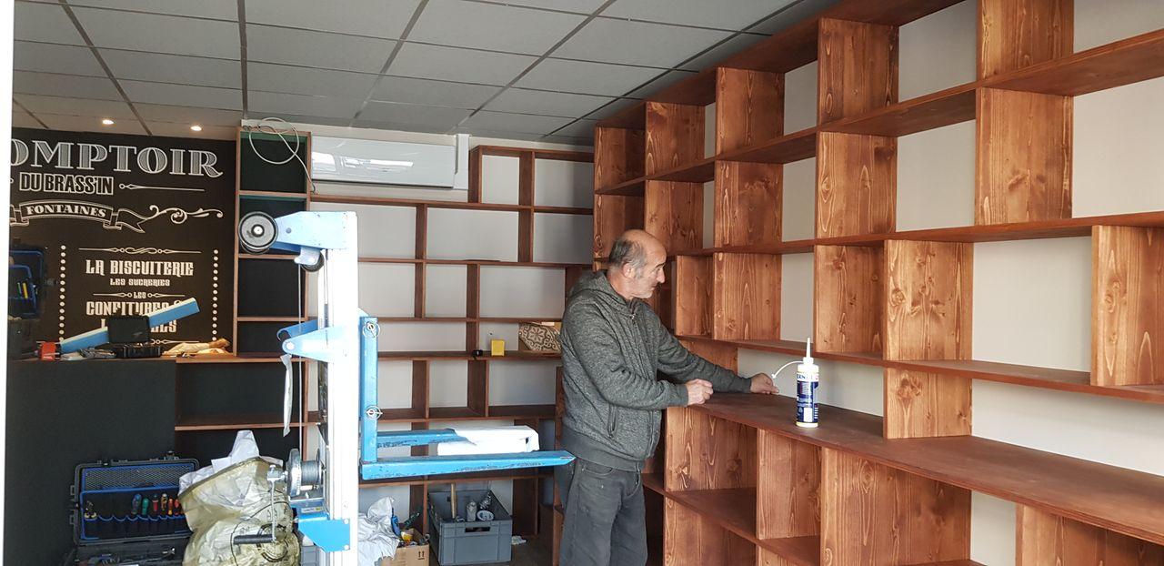 Le comptoir du Brassin-Installation-Laps Agencement-2