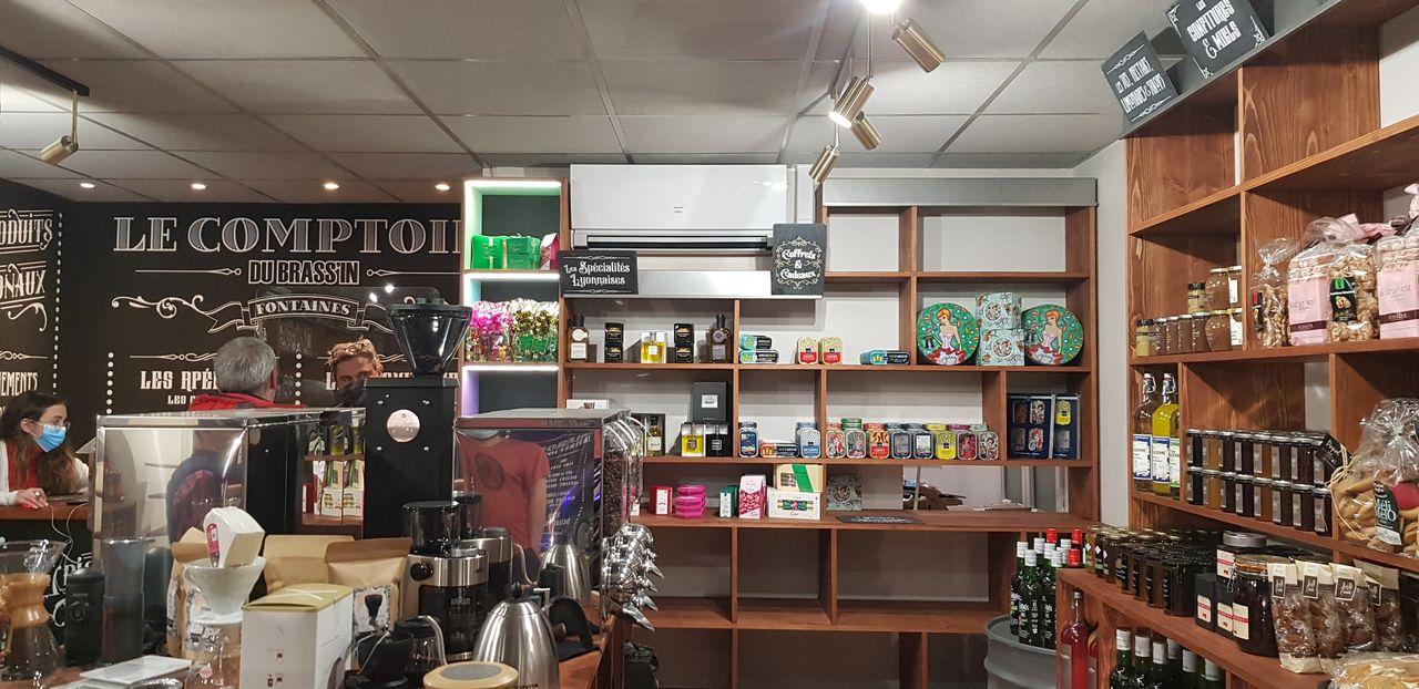 Le comptoir du Brassin-intérieur terminé-Laps Agencement-2