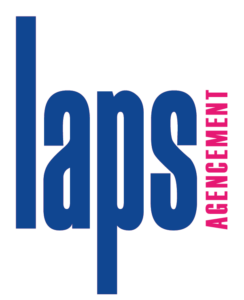 Logo Laps Agencement Bleu